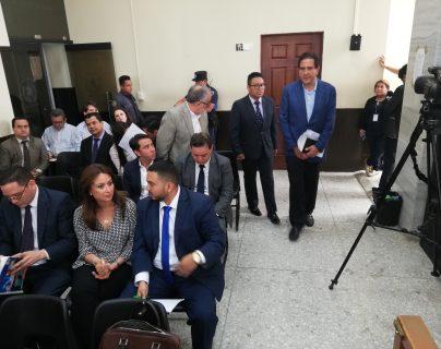 Otto Pérez, Gustavo Alejos y su esposa, Juan de Dios Rodríguez y un arquitecto enfrentan nuevo caso de corrupción