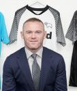 El delantero inglés Wayne Rooney regresa al futbol europeo. (Foto Prensa Libre: Twitter Rooney)