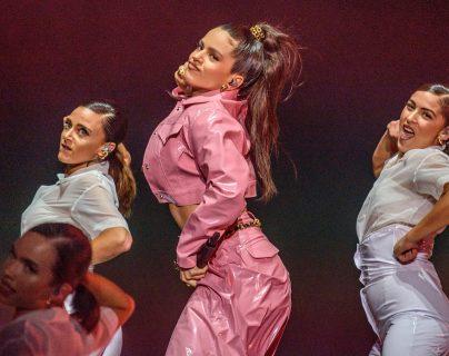 La cantante, compositora y productora Rosalía nació en Barcelona el 25 de septiembre de 1993. (Foto Prensa Libre: EFE).