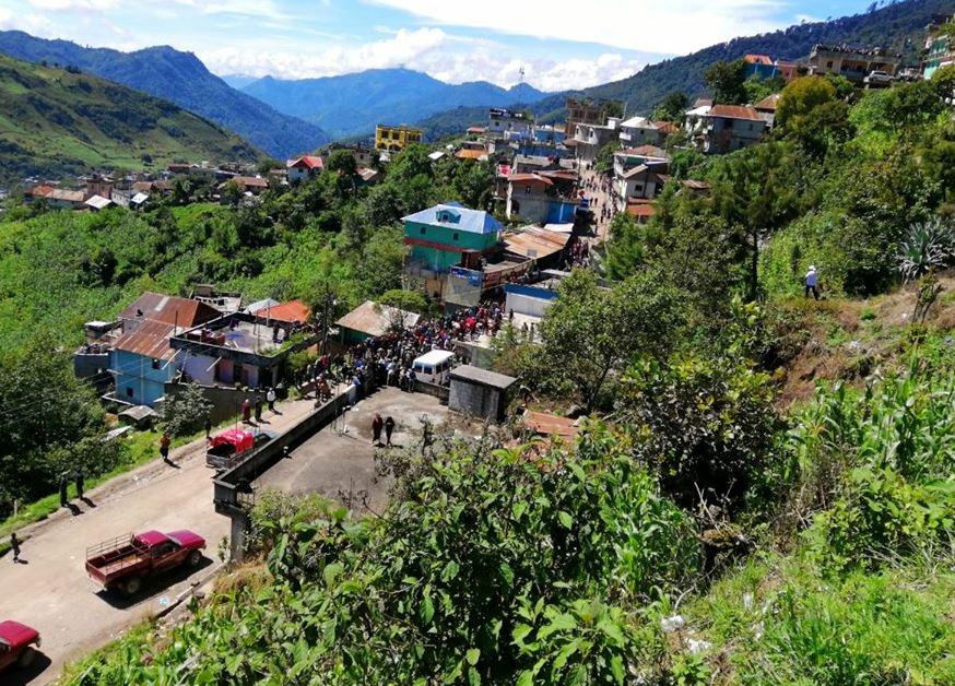 TSE suspende elecciones en San Mateo Ixtatán, Huehuetenango