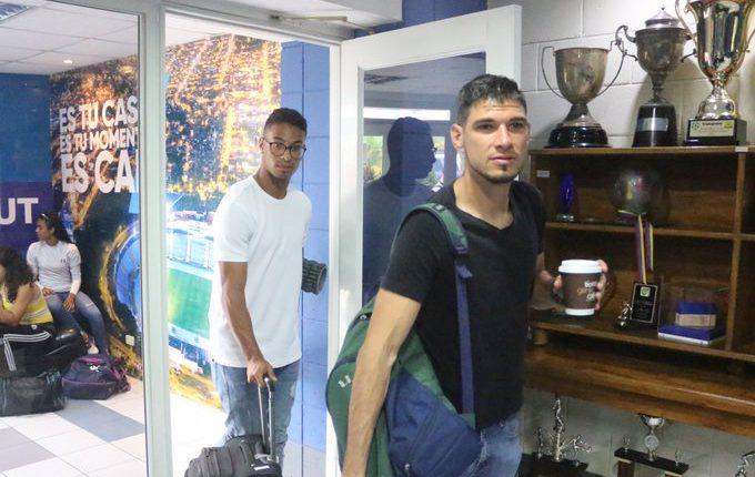 La Selección se presentó al Centro de Alto Rendimiento para trabajar bajo el mando del técnico Amarini Villatoro. (Foto Prensa Libre: Fedefut)