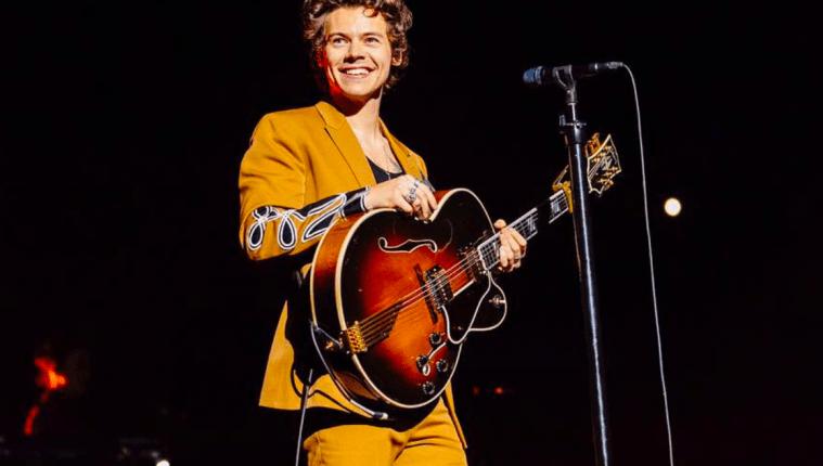 Harry Styles no interpretará al príncipe Éric en La Sirenita. (Foto Prensa Libre: Instagram de Harry Styles)