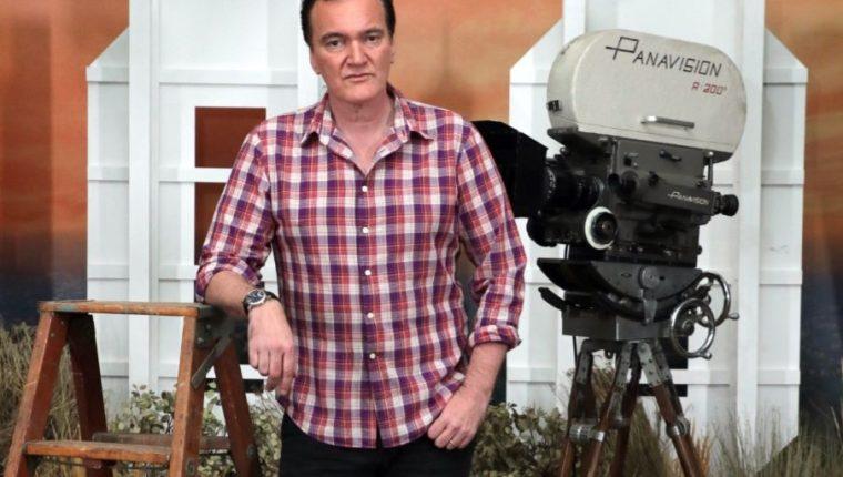 Quentin Tarantino recibió el Premio Óscar al Mejor Guión Original por Django sin cadenas. (Foto Prensa Libre: EFE)