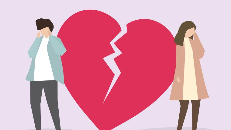 A veces los adolescentes se involucran en relaciones sin saber mucho sobre la otra persona y por consiguiente las rupturas y dolores emocionales en esta etapa son muy comunes. (Foto Prensa Libre: Servicios)