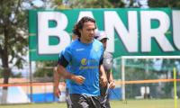 El delantero mexicano Agustín Herrera no jugará la Liga Concacaf y todavía no se determina cuándo volverá. (Foto Prensa Libre: Comunicaciones FC)