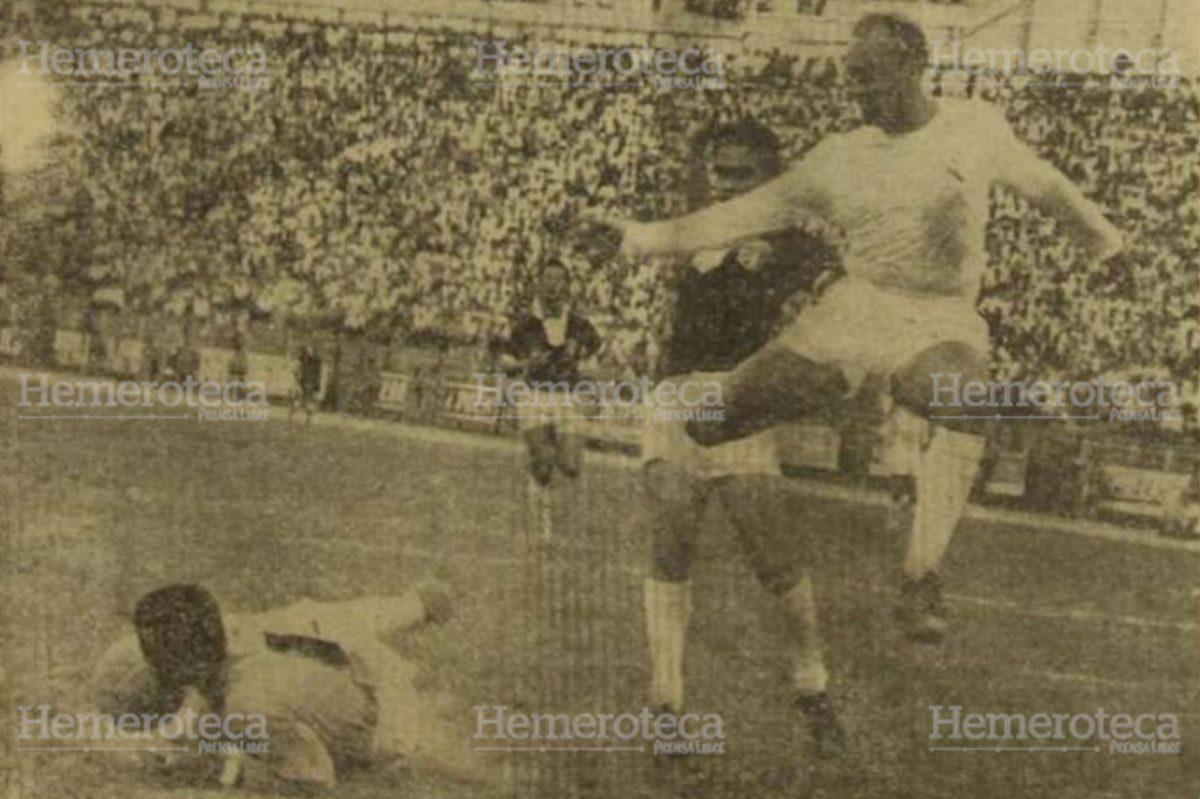 El día que el Real Madrid estuvo en Guatemala y goleó a Comunicaciones