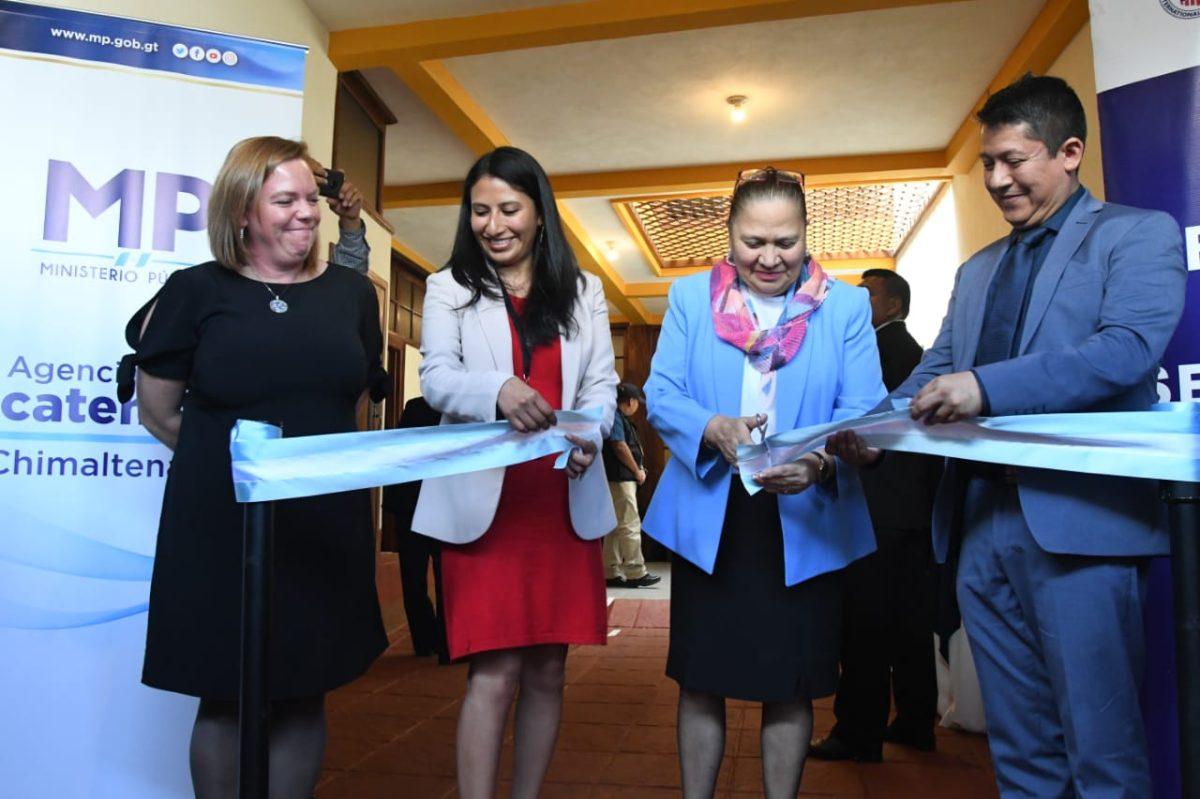 Ministerio Público inaugura 30 fiscalías especializadas en casos urgentes