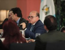 Por unanimidad el Directorio destituyó al jefe de la SAT, Abel Cruz Calderón y nombró superintendente interino a Werner Florencio Ovalle. (Foto Prensa Libre: Hemeroteca)