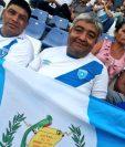Se espera el apoyo de la afición guatemalteca en el partido del próximo jueves frente Anguila. (Foto Hemeroteca PL).