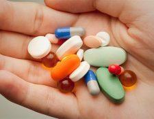 La venta de antibióticos ahora es solo con receta en las farmacias privadas y estatales. (Foto Prensa Libre: Hemeroteca PL)