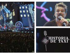 """""""Historia de Taxi"""" es el segundo tema promocional de """"Circo Soledad En Vivo"""" y el primero en contar con videoclip. (Foto Presa Libre: YouTube/ArjonaOficial)"""