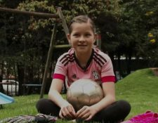 María Paz Mora Silva gana la batalla legal y puede jugar en equipo masculino. (Captura de El Tiempo)