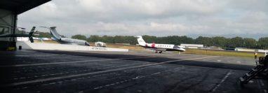 Varias aeronaves habrían estado vinculadas a uso ilegal. (Foto Prensa Libre: MP)