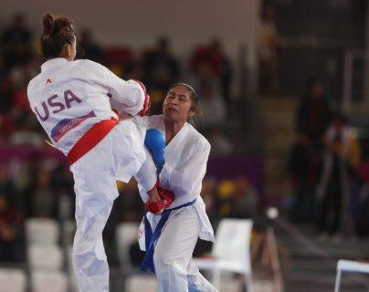 Cheili González gana bronce a sus 39 años en los juegos de Lima 2019