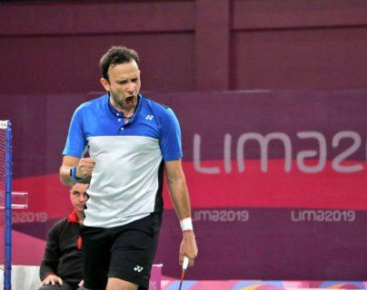 Kevin Cordón se lesiona y frustra su tricampeonato panamericano en Lima 2019