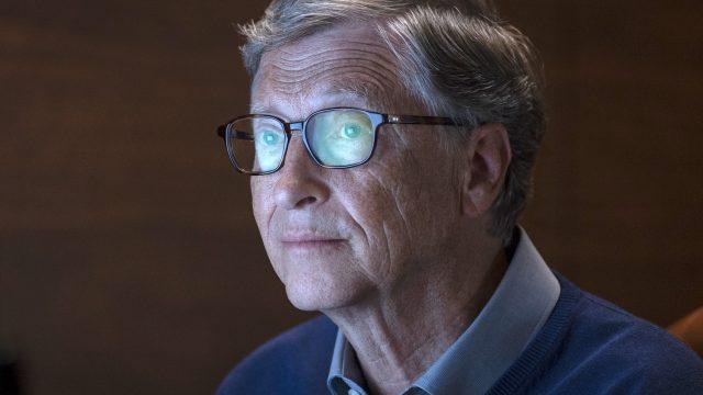 Netflix muestra la vida de Bill Gates, el fundador de Microsoft. (Foto Prensa Libre: Netflix)