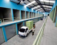 En la oferta por tipo de bodega predominan los complejos de Ofibodegas y Parques Industriales. (Foto Prensa Libre: Hemeroteca)
