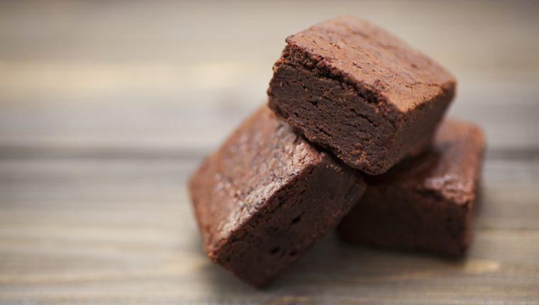 Dentro de varios brownies -fotografía con fines ilustrativos-, dos hombres  escondían la droga marihuana. (Foto Prensa Libre: Shutterstock)