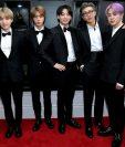 BTS, los reyes del pop surcoreano, han oficial su retiro temporal. (Foto Prensa Libre: Hemeroteca PL)