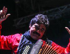 Celso Piña falleció  a los 66 años. (Foto Prensa Libre: Keneth Cruz)