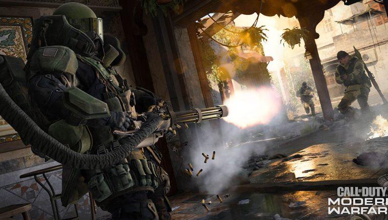 En la nueva versión Call of Duty: Modern Warfare podrá utilizar varias opciones nuevas. (Foto Prensa Libre: Call of Duty)