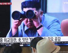 """""""El ejército está supervisando la situación en caso de disparos adicionales"""", informaron las autoridades surcoreanas. (picture-alliance/AP/Ahn Young-joon)"""