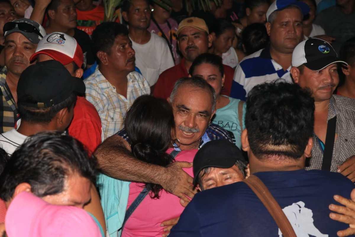 Iztapa reelige a su alcalde en segunda vuelta luego de disturbios