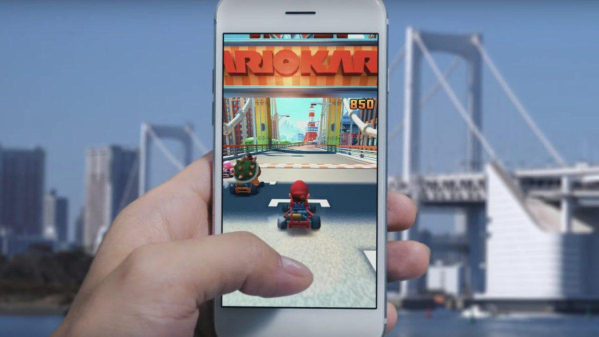 Mario Kart Tour llega a teléfonos el 25 de septiembre y será gratis
