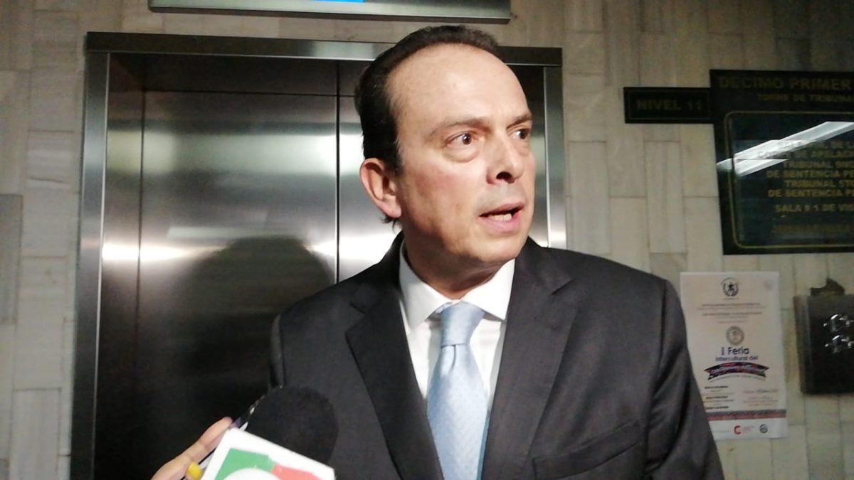 Diputado Juan José Porras se defiende ante su pesquisidor