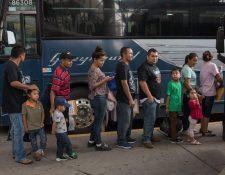 Varios grupos han sido liberados por autoridades mexicanas de las garras de extorsionistas. (Foto de referencia: AFP)