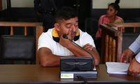 Carlos Humberto Amaya Martínez aceptó ser extraditado a Estados Unidos. (Foto Prensa Libre: Juan Carlos Pérez)