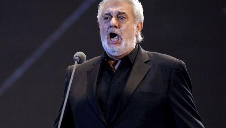 Plácido Domingo, tenor español. (Foto: Hemeroteca PL)