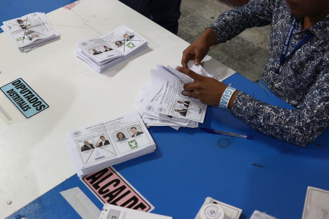 Resultados Elecciones 2019 en Guatemala segunda vuelta