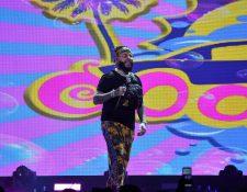 Farruko es considerado  uno de los reyes del nuevo reggaeton y urban latino. (Foto Prensa Libre: Alberto E. Tamargo/Sipa USA)