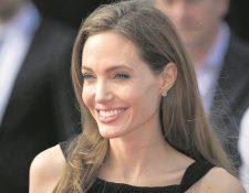 Angelina Jolie asegura que el mundo necesita más mujeres malvadas. (Foto Prensa Libre: Hemeroteca PL)