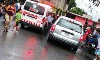 El ataque armado ocurrió en el interior de una vivienda en la zona 5 de Villa Nueva. (Foto Prensa Libre: CBV)