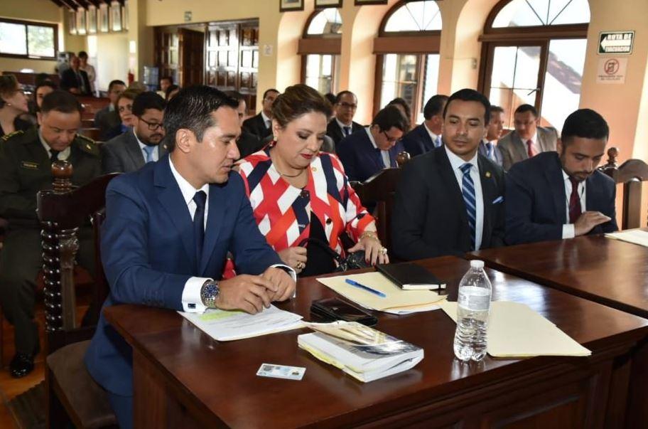 Nombramientos cuestionados de gobierno de Jimmy Morales siguen sin ser revocados