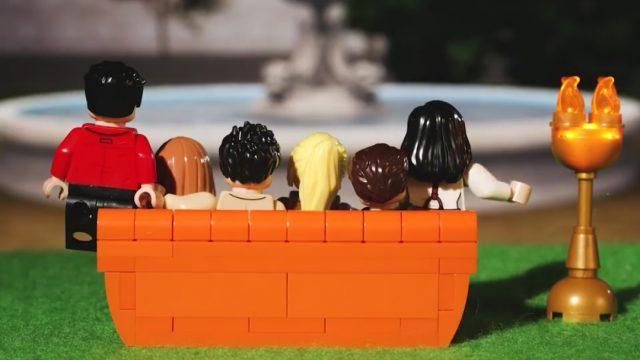 """LEGO lanzará una colección inspirada en la serie """"Friends"""""""
