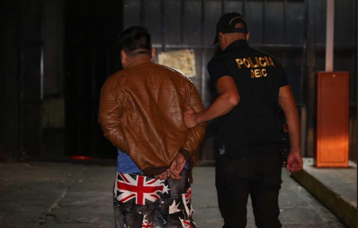 Capturan a pandillero que extorsionaba y coordinaba ataques a empresas