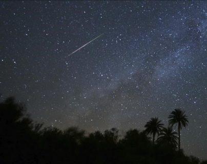 La lluvia de meteoros de las Perseidas es un fenómeno incomparable en España o Norteamérica. (Foto tomada de elPeriódico de Cataluña)