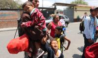 El secretario Kevin McAleenan vendrá a tratar el plazo de la implementación del acuerdo de cooperación en tema migratorio y la ejecución del mismo. (Foto Prensa Libre: Hemeroteca)