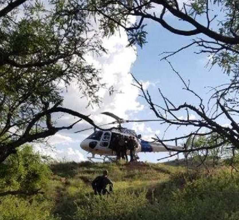 Estaba inconsciente: Patrulla Fronteriza rescata a guatemalteca en el desierto
