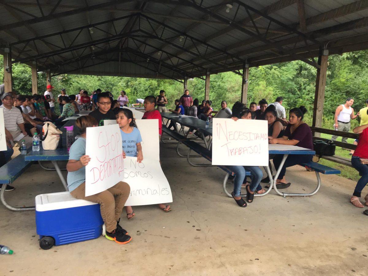 Guatemaltecos en Misisipi siguen sin esperanza ni consuelo, sin empleo y con temor a ser deportados