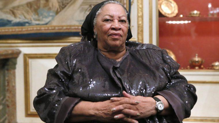 La escritora  Toni Morrison falleció a los 88 años. (Foto Prensa Libre: AFP)