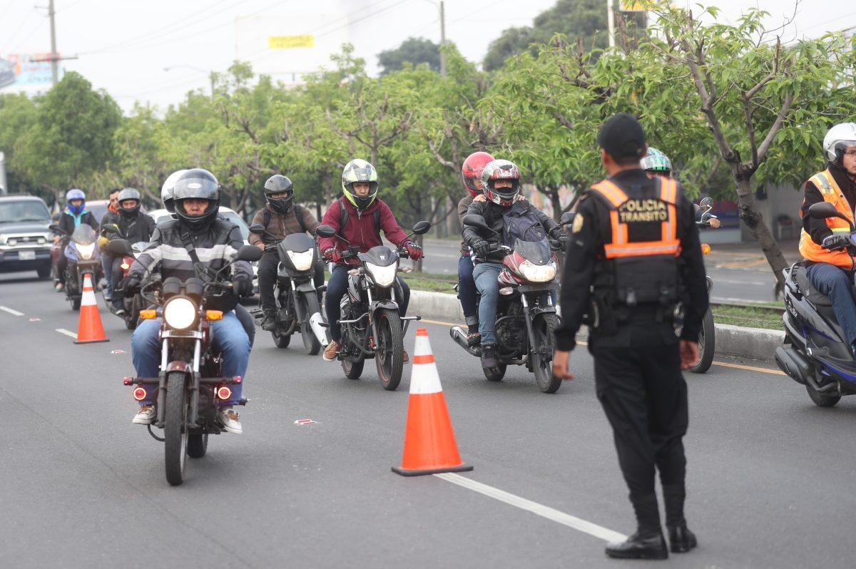 Por qué creció el parque vehicular de motos en Guatemala