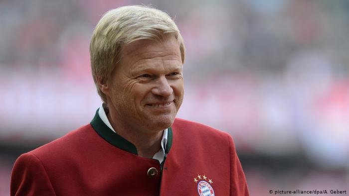 Oliver Kahn dirigirá el Baryern en sustitución de Rummenigge en 2022 (picture-alliance/dpa/A. Gebert)