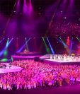 Ceremonia de clausura de los Juegos Panamericanos de Lima 2019. (Reuters/I. Alvarado)