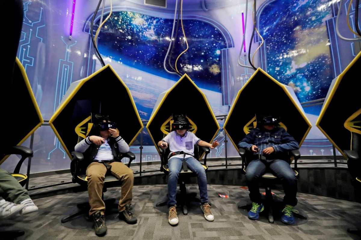 El Museo de los Niños usa la realidad virtual para enseñar sobre los peligros de internet
