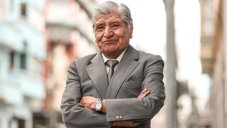 Fallece Raymundo Coy, uno de los legendarios actores del teatro guatemalteco