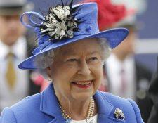 La reina Isabel II. (Foto Prensa Libre: Hemeroteca).